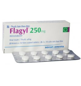FLAGYL 250MG